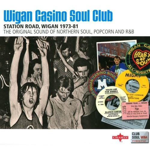 Club Soul, Vol. 5: Wigan Casino Soul Club [CD]