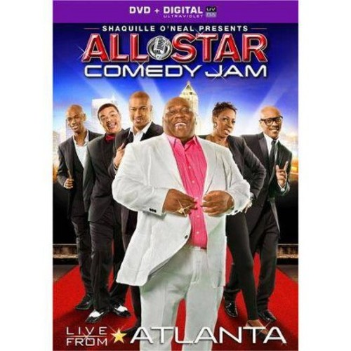 Shaquille O'Neal Presents All Star Comedy Jam Live From Atlanta (DVD)