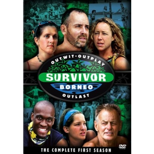Survivor: The Complete First Season (Borneo) (DVD)