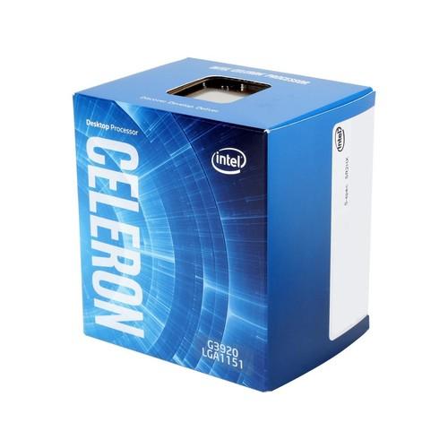 Intel Celeron G3920 Skylake Dual-Core 2.9 GHz LGA 1151 65W BX80662G3920 Desktop Processor Intel HD Graphics 510