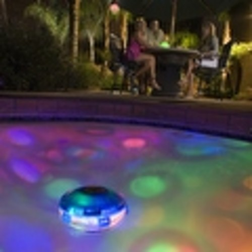 Pool Party Underwater Light Show - Large