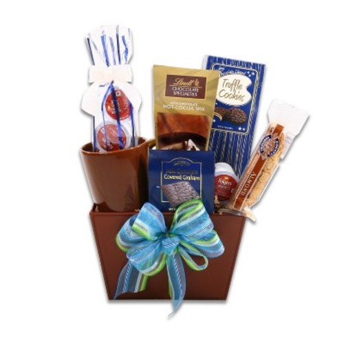 Alder Creek Gift Sets Christmas K - Cup Coffee Gift Basket
