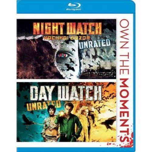Day Watch [Unrated]/Night Watch [Unrated] [Blu-ray]