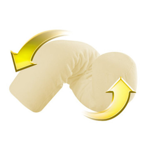 ABM Twist Memory Foam Pillow
