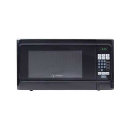 Westinghouse 1.1 cu. ft. 1000-Watt Countertop Microwave in Black