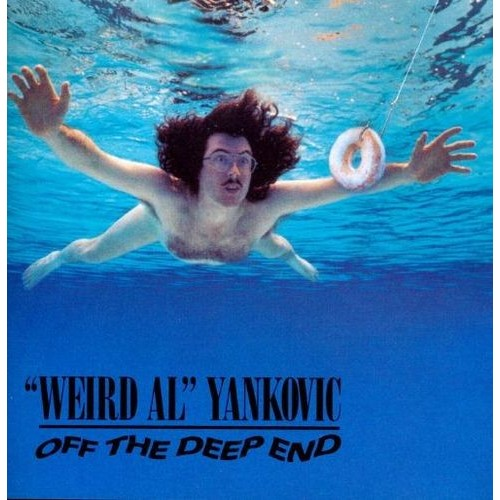 Off the Deep End [CD]