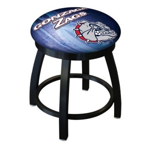 Holland Bar Stool NCAA Swivel Bar Stool; Gonzaga Bulldogs
