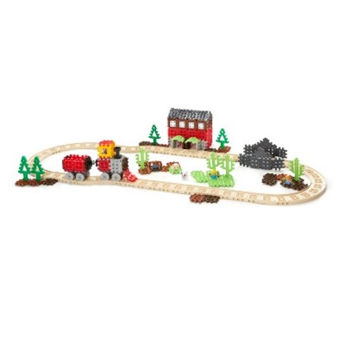 Little Tikes Waffle Blocks Steam Train Set