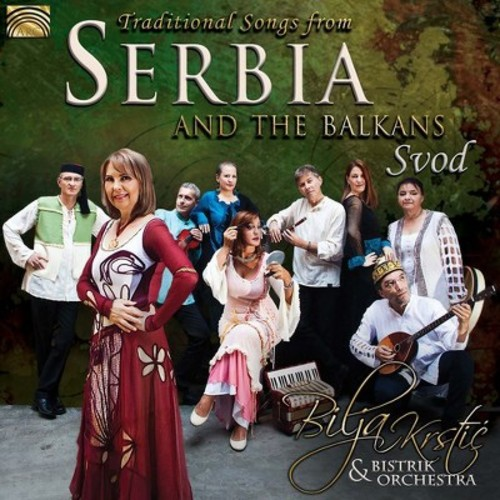 Various - Traditional Songs From Serbia And The (CD)