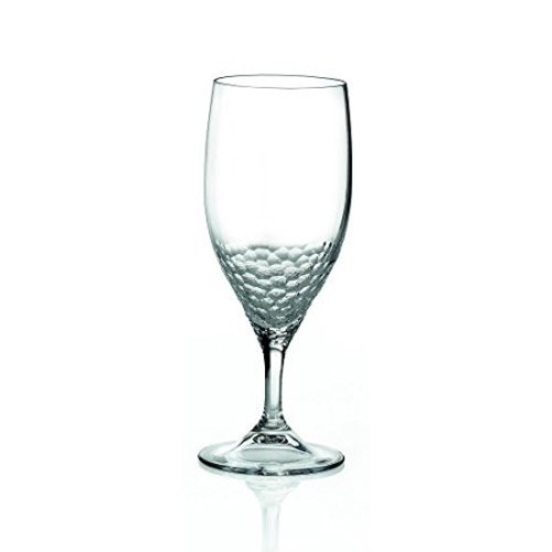 Sequin Iced Beverage Glass