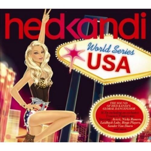 Hed Kandi: World Series USA [CD]