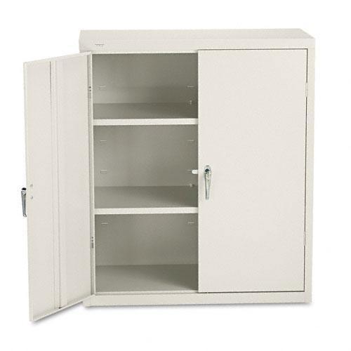 HON Assembled 42-inch High Storage Cabinet