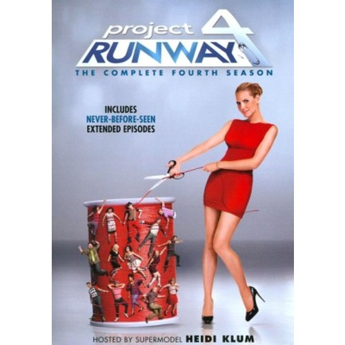 Project Runway: The Complete Fourth Season [4 Discs] [DVD]