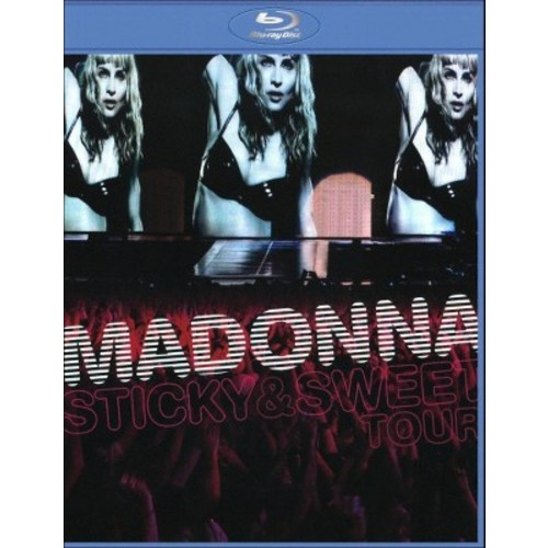 The Sticky & Sweet Tour (Blu-ray Disc)