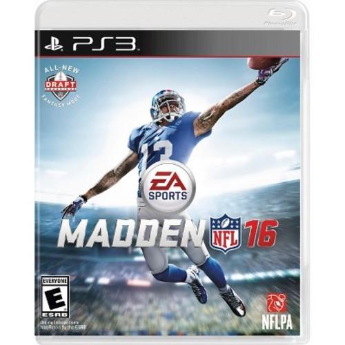 Madden NFL...