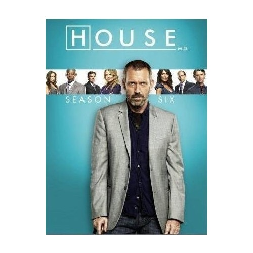 House, M.D.: Season Six (Collector's Edition with Exclusive Behind-The-Scenes Bonus Disc)