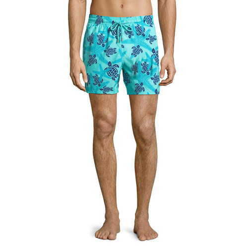 Moorea Starlettes Turtles Swim Trunks