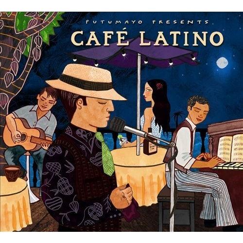 Putumayo Presents: Caf Latino [CD]