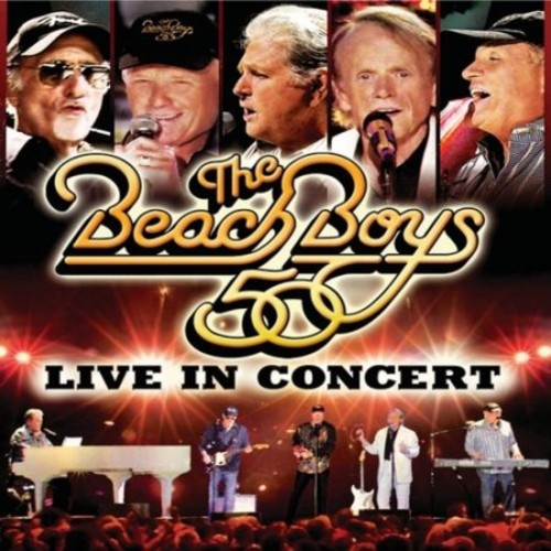 Live in Concert: 50th Anniversary [DVD]