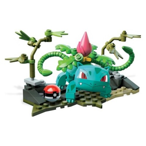 Mega Construx Pokemon Ivysaur Building Set