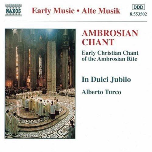 Ambrosian Chant CD (1995)