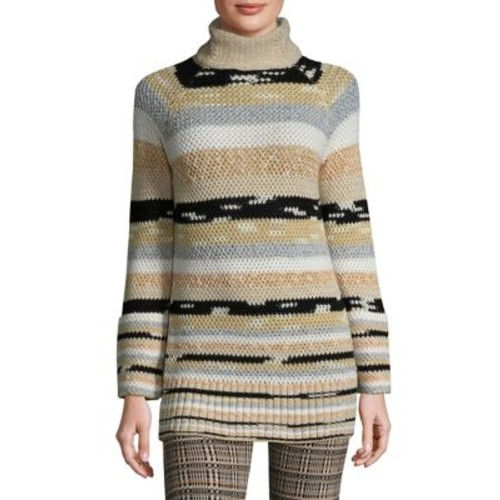 MISSONI Wool & Cashmere Striped Sweater