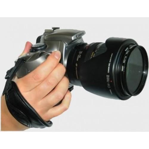 Opteka Professional Wrist Grip Strap for Digital & Film SLR Cameras (Black)