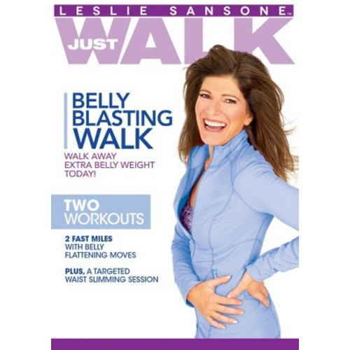 Leslie Sansone: Just Walk - Belly Blasting Walk