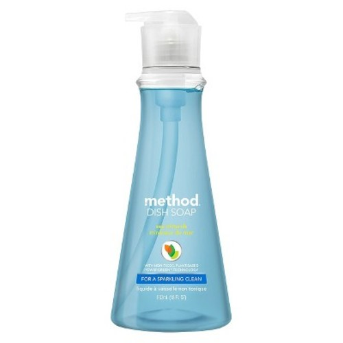 Method 18 Oz Pump Sea Mineral Dish Soap (09751)