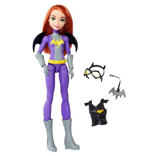 DC Comics Super Hero Girls - Mission Gear Batgirl Doll