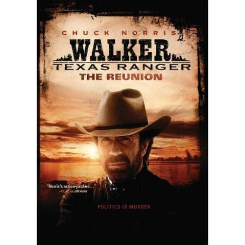 Walker, Texas Ranger: The Reunion