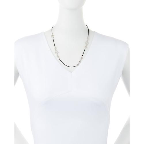 World Diamond Cravelli Chain Necklace, 20L