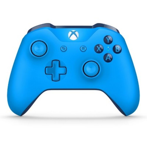 Microsoft Xbox Bluetooth Wireless Controller, Blue