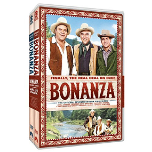 Bonanza: The Eighth Season (DVD)