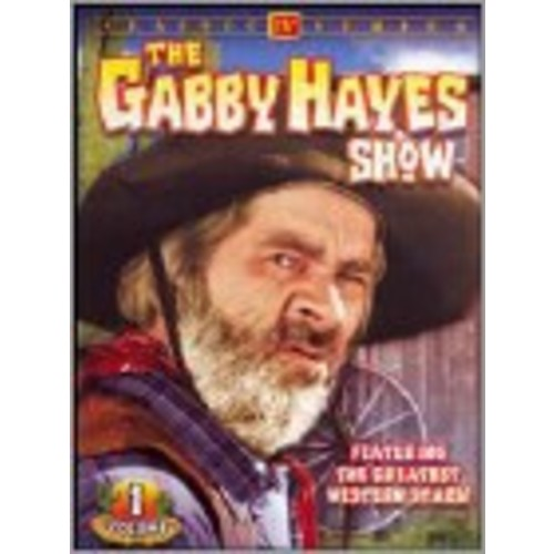 The Gabby Hayes Show, Vol. 1 [DVD]