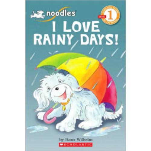 I Love Rainy Days! (Noodles Series)