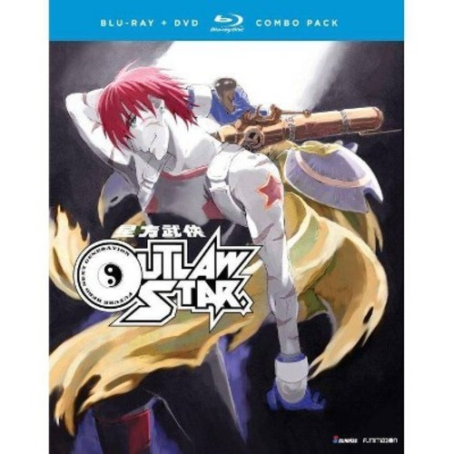 Outlaw Star: The Complete Series [Blu-Ray] [DVD]