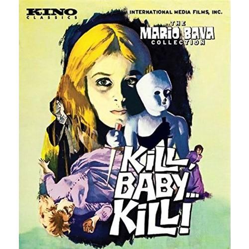Kill, Baby, Kill [Blu-ray] [1966]