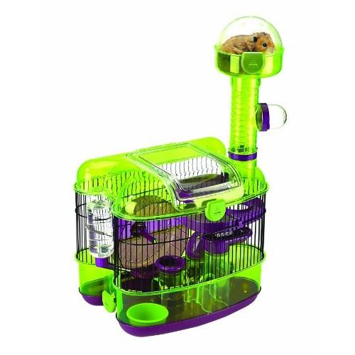 JW Pet Company Petville Habitats Paradisio Small Animal Habitat