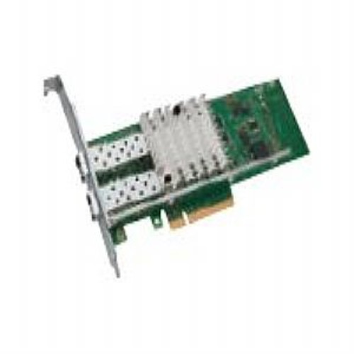 Intel Ethernet Converged Network Adapter X520-DA2 - Network adapter - PCIe 2.0 x8 low profile - 10Gb Ethernet x 2