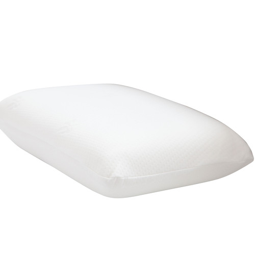 Remedy Large Memory Foam Pillow with Cover
