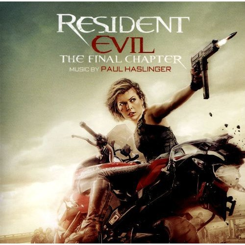 Resident Evil: The Final Chapter [Original Motion Picture Soundtrack] [CD]