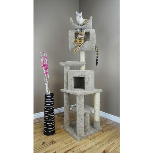 Cat Condos 72-inch Play Station Cat Tree