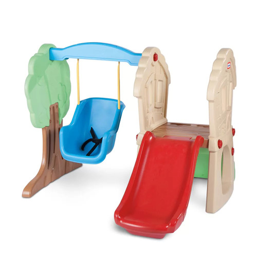 Little Tikes Hide & Seek Climber & Swing
