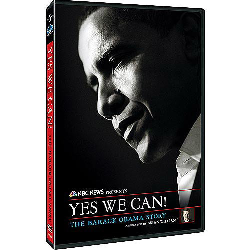 NBC News Presents: Yes We Can! - The Barack Obama Story [DVD] [2009]