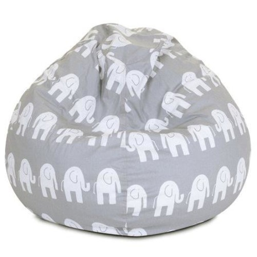 Majestic Home Goods Ellie Bean Bag Chair
