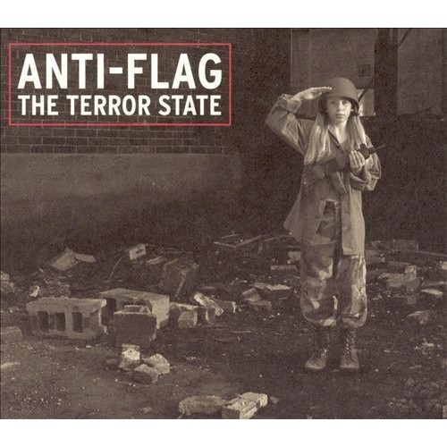 The Terror State [CD] [PA]