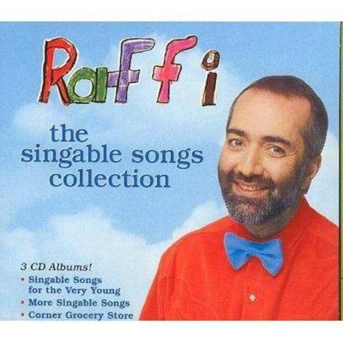 Raffi - Singable songs collection (CD)