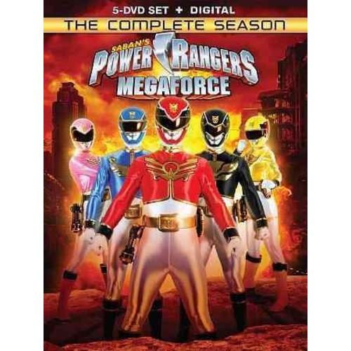 Power Rangers Megaforce: The Complete Season (DVD)