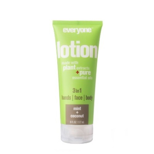 Everyone Lotion - Mint & Coconut - 6oz